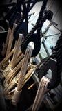 Âncoras Aweigh foto de stock