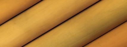 Ângulo de bambu Foto de Stock Royalty Free
