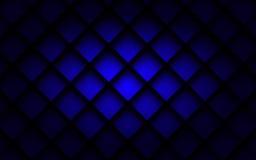 Ângulo quadrado da camada da sobreposição da caixa do fundo com sombra do espaço para o texto Fotografia de Stock