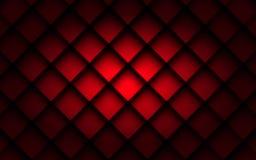Ângulo quadrado da camada da sobreposição da caixa do fundo com sombra do espaço para o texto Fotos de Stock