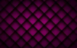 Ângulo quadrado roxo da camada da sobreposição da caixa do fundo Imagens de Stock Royalty Free