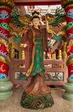 Ângulos bonitos da estátua Imagem de Stock Royalty Free