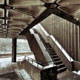 Ângulos e escadas Imagem de Stock Royalty Free