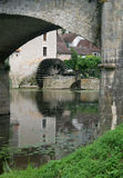 Ângulos-sur-Anglin Foto de Stock Royalty Free