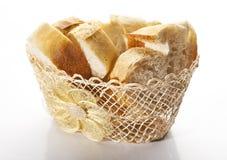 ââ¬â在篮子的¹面包 免版税库存照片
