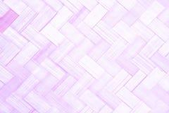 çof bambusa wzór wyplata dla tła Zdjęcia Stock