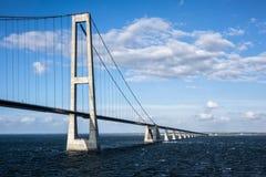 Öresund bridge Stock Photos