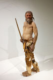 Ötzi, the Ice Man Stock Photos