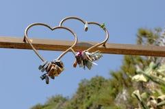 Über Dell 'Amore in Cinque Terre, Italien stockfotos