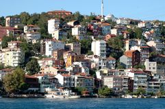 �sküdar, Istanbul Royalty Free Stock Images