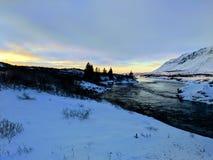 Þingvellir photo stock