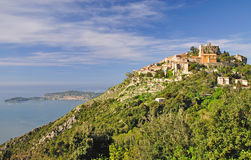 Èze,french Riviera,Monaco Stock Images