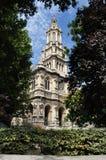 The �glise de la Sainte-Trinité, Paris, France Royalty Free Stock Photos