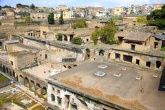 Herculaneum Fotografía de archivo libre de regalías
