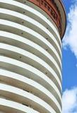 à  guas De lindà ³ ia SP/Brazylia, Kwiecień, -, 2017: Zbliżenie widok Hotelowa panorama zdjęcie royalty free