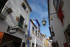 Ã «bidos - Πορτογαλία στοκ εικόνες