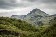 Þà ³rsmörk i Island Arkivfoton