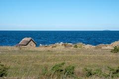 Ã-έδαφος νησιών της θάλασσας της Βαλτικής, Σουηδία Στοκ Φωτογραφίες