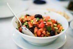 à ‡ salatası- Shepperds oban sałatka Zdjęcie Royalty Free