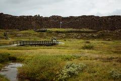 Þingvellir Zdjęcie Stock