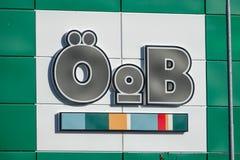 Ã-ã-oB απότομα για Ã-ã-verskottsbolaget, σουηδικό κατάστημα έκπτωσης στοκ φωτογραφία με δικαίωμα ελεύθερης χρήσης