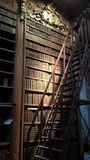 Ã-sterreichische - национальная библиотека Стоковое Фото