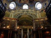 Ã-sterreichische Nationalbibliothek imagem de stock