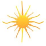 à Sun mexicano 3 à Fotografia de Stock Royalty Free