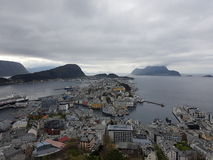 Ãlesund, Norwegen lizenzfreie stockbilder