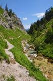 Ãtschergräben, Austria Imagen de archivo libre de regalías
