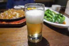 中国啤酒 免版税库存图片