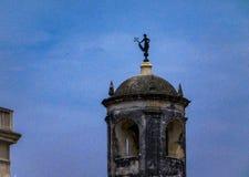 一个可爱的下午在古巴 库存图片