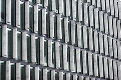 一个现代大厦的纹理 图库摄影