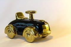 一辆新的汽车的攒钱 免版税库存图片