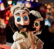 人牵线木偶-图象 令人敬畏的要人 免版税库存照片