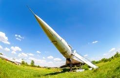 俄国图波列夫Tu144超音速客机 库存图片