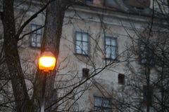 ÄŒeskÃ-½ Krumlov-Schloss in der Tschechischen Republik lizenzfreie stockfotos