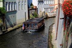 ÄŒertovka à Prague Photo libre de droits