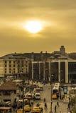 Ä°stanbul-Stadt Stockfoto