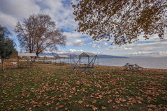 Ä°znik sjö Orhangazi Bursa royaltyfri fotografi