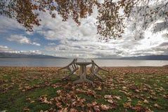 Ä°znik sjö Orhangazi Bursa arkivfoton