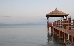 Ägäisches Meer, die Türkei Stockfotos