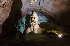 Ägaren av grottan Royaltyfri Foto