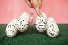 Ägg. Fotografering för Bildbyråer
