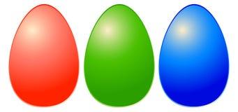 ägg vektor illustrationer