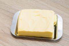 Ägg för mjöl för degkockkök Royaltyfri Fotografi