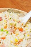 Ägg stekte rice Royaltyfria Foton