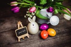 Ägg undersöker för easter Royaltyfri Fotografi