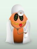 Äggdoktorn skurar in Arkivbild