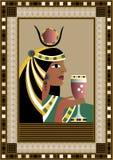 Ägypten 5 Stockfotografie